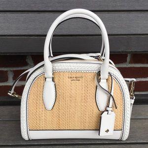 Kate Spade medium Reiley satchel/crossbody